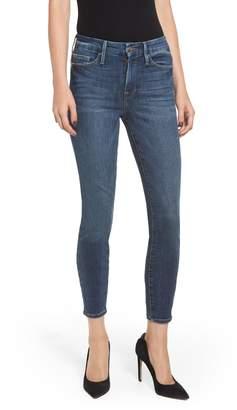 Good American Good Legs Crop Skinny Jeans