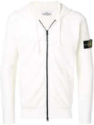 Stone Island zip hoodie