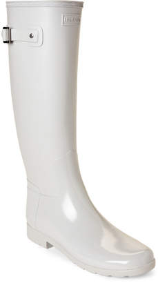Hunter Boardwalk Refined Tall Rain Boots
