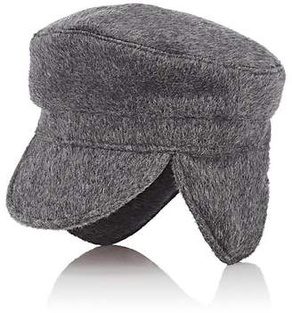 Lafayette House of Women's Brushed Cashmere Fisherman Cap