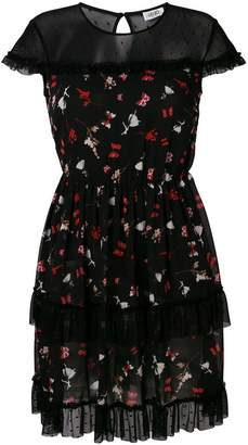Liu Jo butterfly-print dress