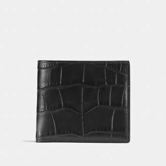 Coach Double Billfold Wallet