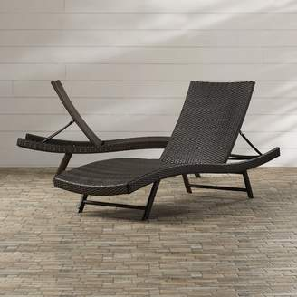 Wade Logan Varley Chaise Lounge