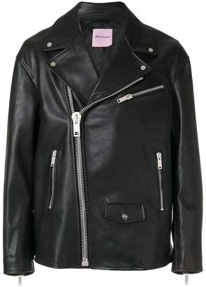 Palm Angels biker jacket