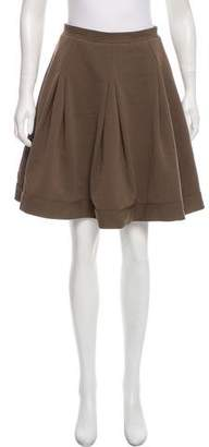 Zac Posen Z Spoke by Knee-Length Circle Skirt w/ Tags