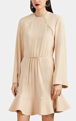 Chloé Women's Cady Flared Dress - Sand