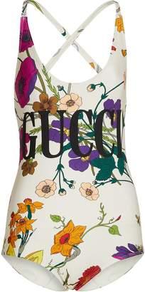 Gucci Flora swimsuit