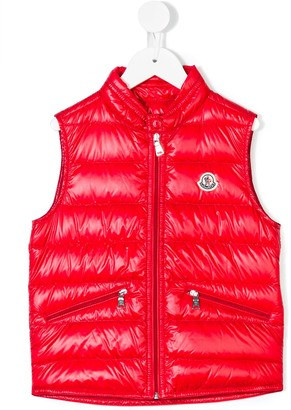 20922780a Padded Gilet Kids - ShopStyle UK