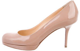 Christian Louboutin  Christian Louboutin New Simple Pumps