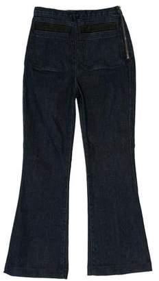 Rachel Comey High-Rise Wide-Leg Pants