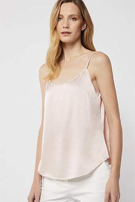 Witchery Scallop Silk Cami