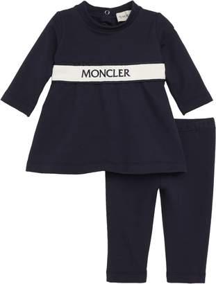 Moncler Dress & Leggings Set