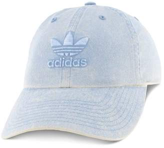 adidas Over-Dyed Logo Baseball Cap