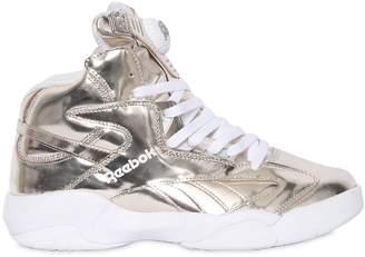 Shaq Attaq Metallic Sneakers