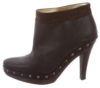 Stella McCartney Studded Ankle Boots
