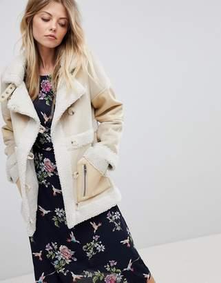Oasis Shearling Coat