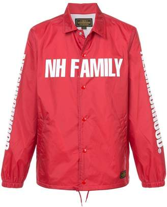 Neighborhood NH Family shirt jacket