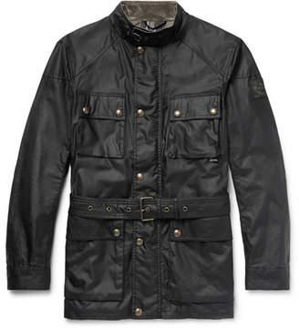 Belstaff Roadmaster Waxed-Cotton Jacket - Black
