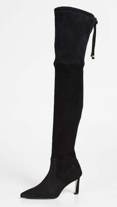 Stuart Weitzman Natalia 75mm Boots