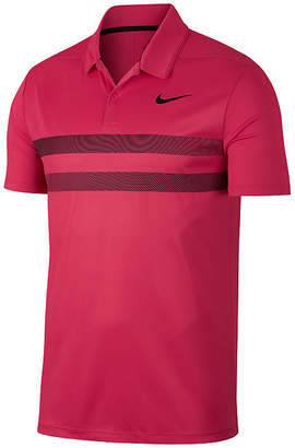 Nike Short Sleeve Knit Polo Shirt