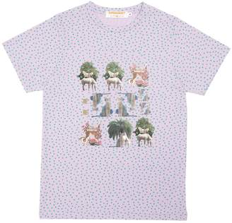 SUPERSWEET x moumi - Moumi & Friends Tee