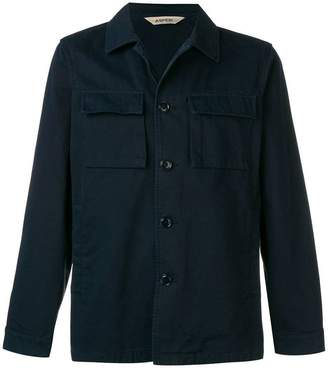 Aspesi loose-fit shirt jacket