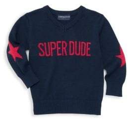 Andy & Evan Baby Boy's Graphic Knit Sweater