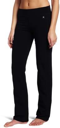 Danskin Women's Sleek Fit Yoga Pant