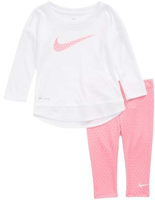Nike Dri-FIT Tunic & Leggings Set