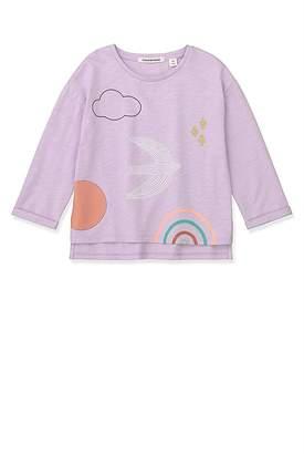 Country Road Rainbow Sky T-Shirt