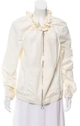 Lanvin Woven Casual Jacket