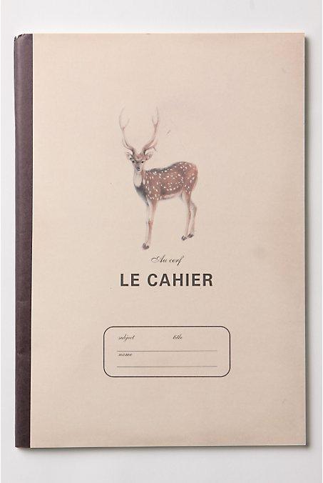 Spotted Deer Notebook
