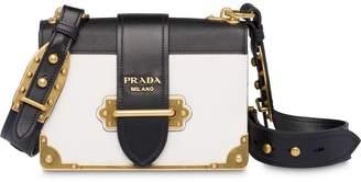 Prada White Shoulder Bags for Women - ShopStyle Canada 18853f82ec03c