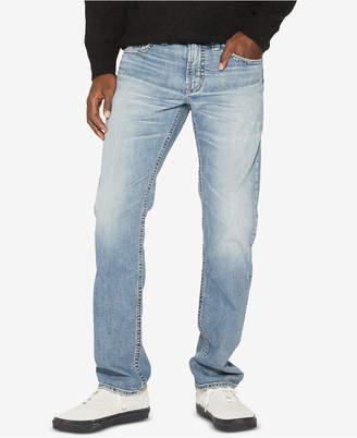 Silver Jeans Co. Men's Slim Fit Allan Jeans
