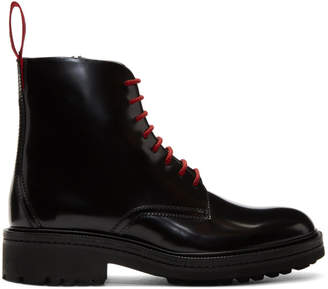 HUGO Black Impact Casual Boots