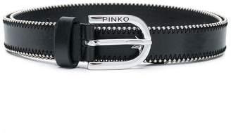 Pinko Kids buckle belt