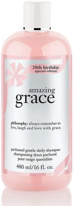 philosophy Amazing Grace 20th Anniversary Gentle Shampoo-16 oz.