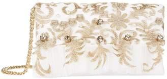 Lesy Embellished Floral Embroidered Bag