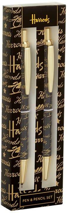 Heritage Logo Boxed Pen and Pencil Set