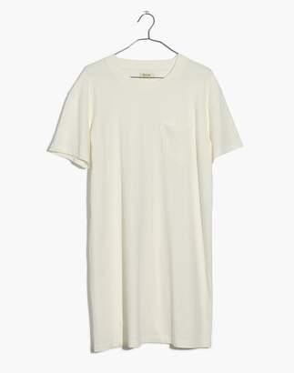 Madewell Pocket Tee Dress