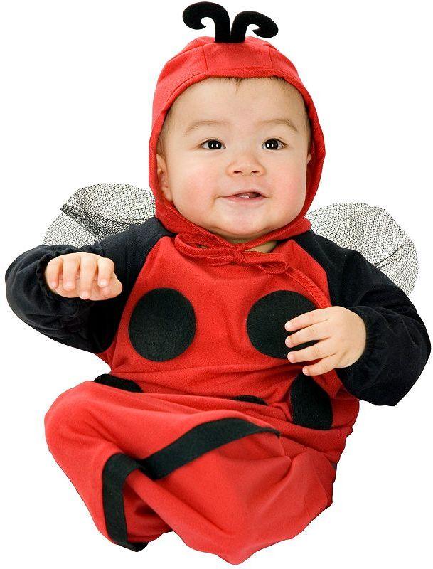 Ladybug costume - baby