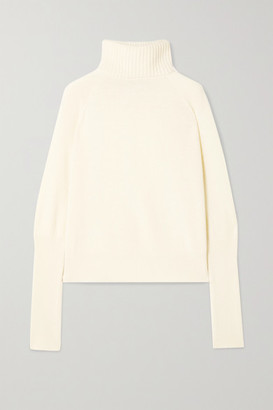 Envelope1976 - Vienna Merino Wool And Cashmere-blend Turtleneck Sweater - Cream