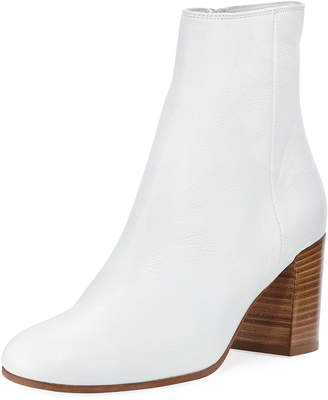 Vince Blakely Leather Ankle Boots