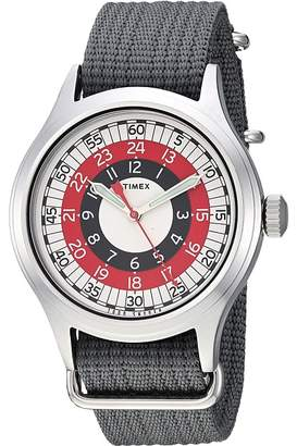 Timex Todd Snyder Red Mod 40mm Watches