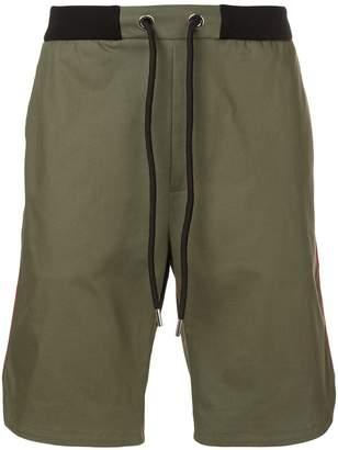 Les Hommes Urban casual shorts
