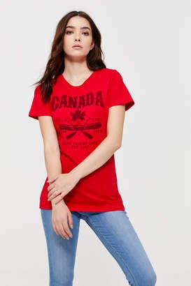 Ardene Canada Tee