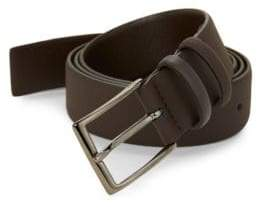 Roberto Cavalli Matte Leather Belt