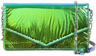 Maison Margiela Iridescent Leather Shoulder Bag