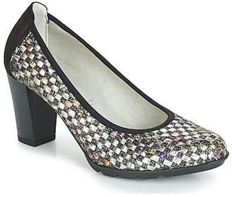 Dorking 7736 women's Heels in Grey