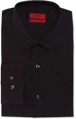 Alfani Men's Fitted Performance Solid Dress Shirt, Created for Macy's